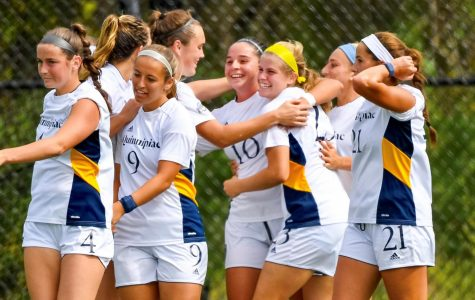 Quinnipiac women's soccer wins season opener