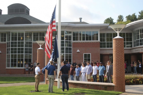 Never Forget 9/11: sharing stories from faculty and students