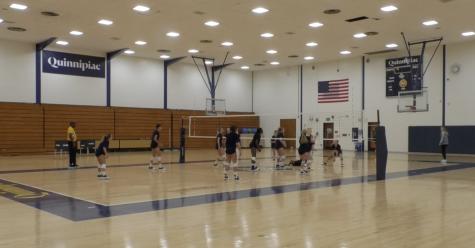 Volleyball begins a new era