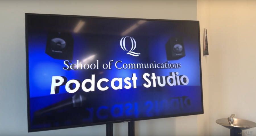 Quinnipiac plans to open new podcast studio