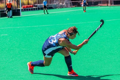Field hockey gets shut out by No. 4 ranked powerhouse UCONN