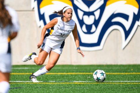 The Rebound: Women's soccer falls to Dartmouth 2-0