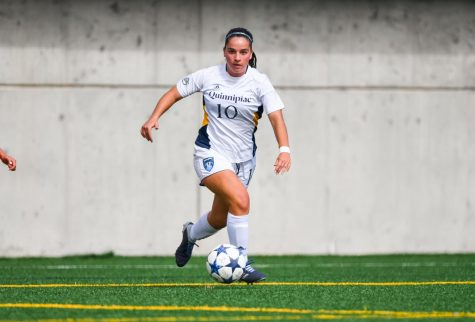 Women's soccer falls to Rider in MAAC home opener