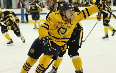 No. 9 Quinnipiac takes down AIC in home opener