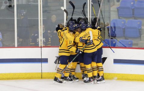 Quinnipiac men's ice hockey to play in Friendship Four next season