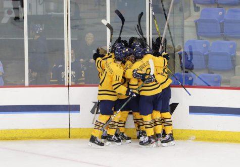 Quinnipiac men's ice hockey to play in Friendship Four next season