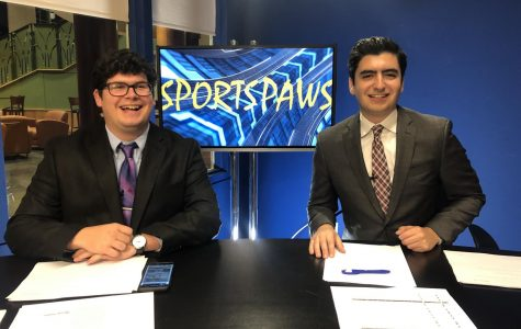 Sports Paws: 10/07/19