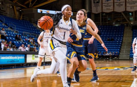 Quinnipiac women's basketball's Vanessa Udoji out for the season