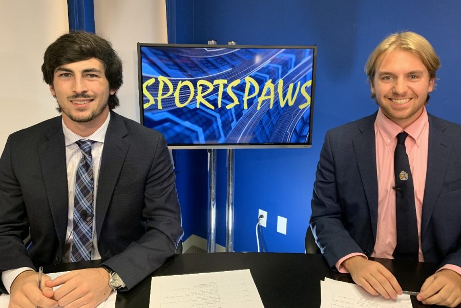 Sports Paws: 10/28/19