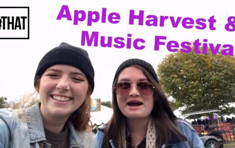 Glastonbury Apple Harvest & Music Festival