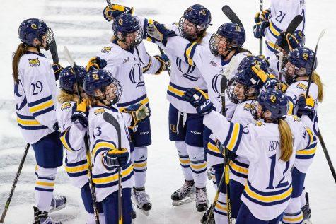 New season, same expectations for Quinnipiac women's ice hockey