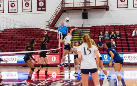 Quinnipiac volleyball wins Wednesday night matchup over Marist