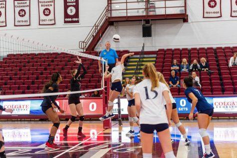 Quinnipiac volleyball wins Wednesday night matchup over Marist