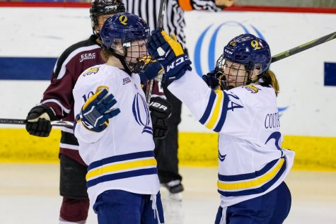 Overtime victory for Quinnipiac women's ice hockey at Maine