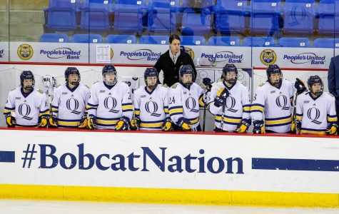 A day to remember as Quinnipiac women's ice hockey shuts out Sacred Heart