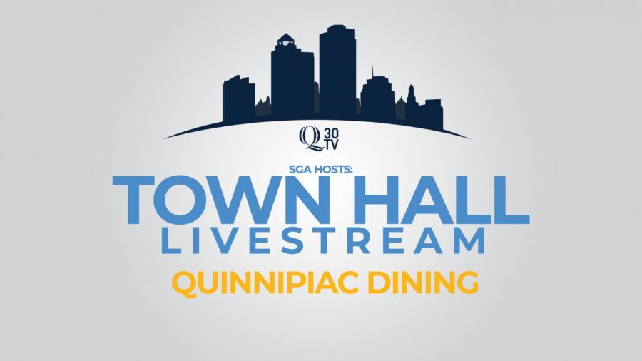 Livestream of Quinnipiac Dining Town Hall Event