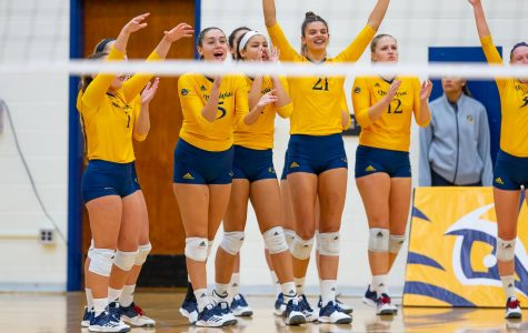 Quinnipiac volleyball sweeps Siena in final home contest of the year