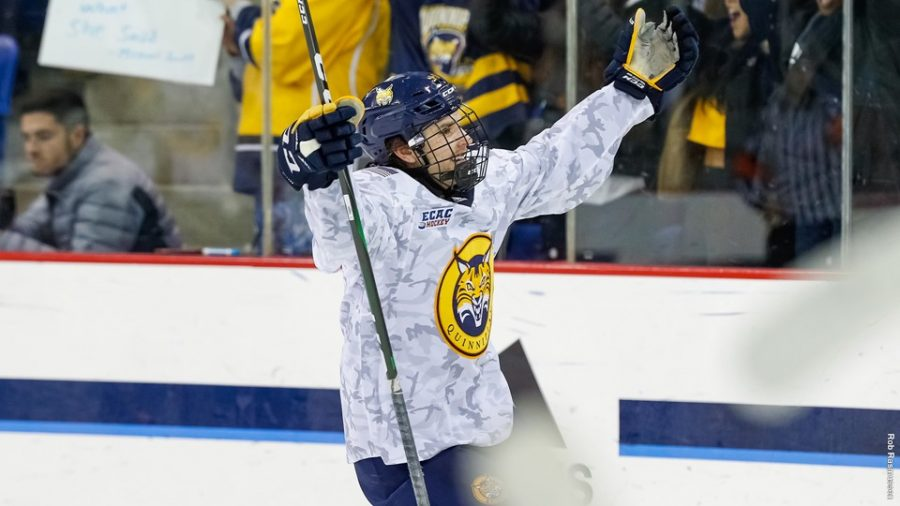 Quinnipiac rallies to beat Union for first time in three years