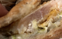 Students turn to social media after being served raw chicken