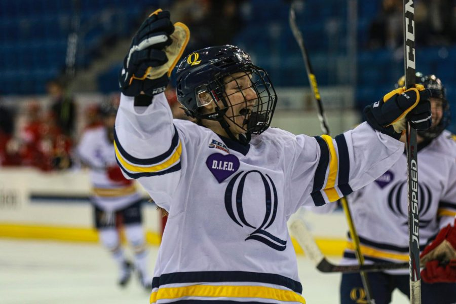 Bobcats women's ice hockey drops game to no. 4 Cornell