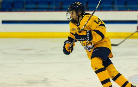 Quinnipiac women's ice hockey beats Colgate 2-1