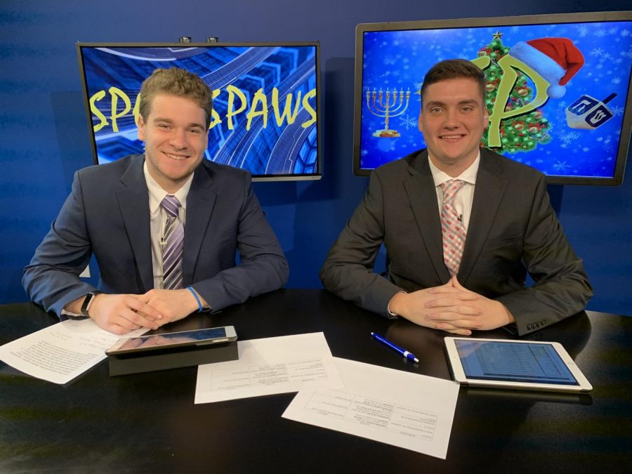Sports Paws: 12/03/19