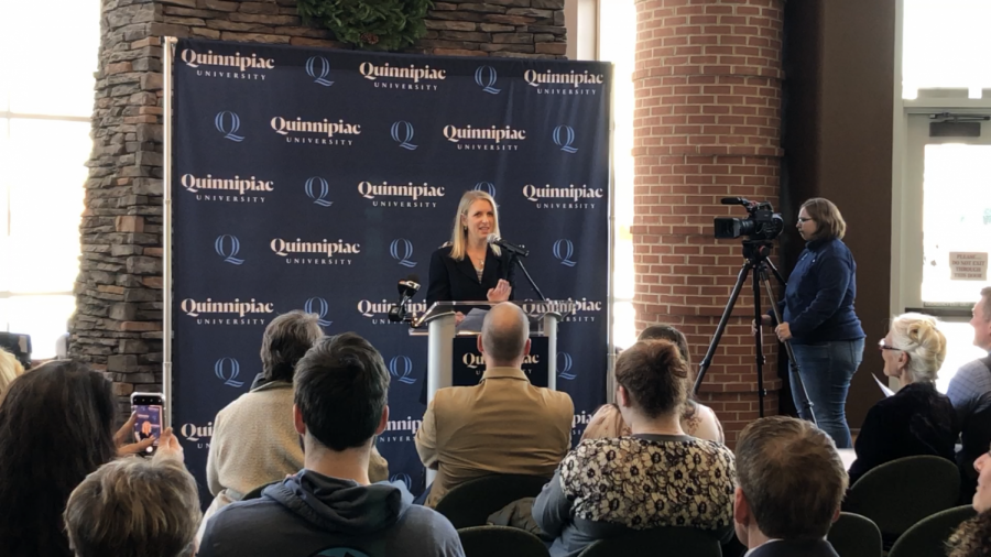 Quinnipiac aims to curb hunger in Hamden