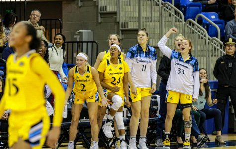 Quinninpiac women's basketball upends Monmouth