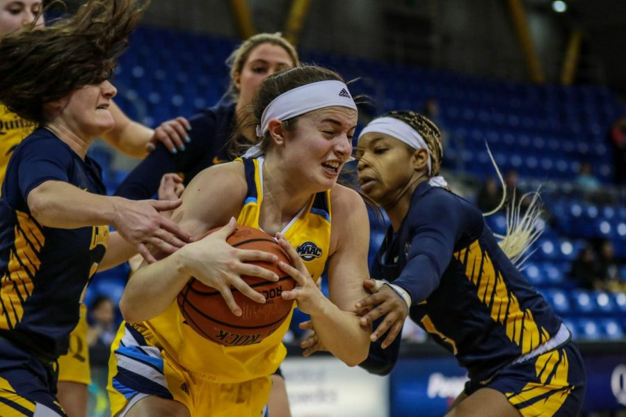 Quinnipiac grinds out win over Canisius