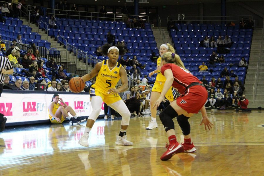 Bobcats trounce Fairfield in big MAAC victory