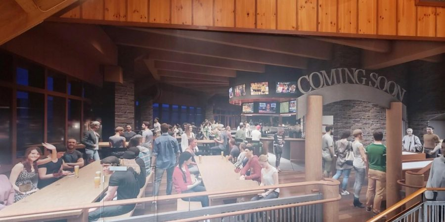 President Olian announces name of new on-campus pub