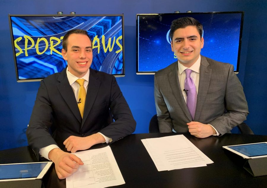 Sports Paws: 01/27/20