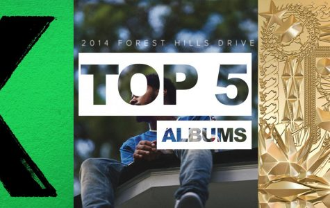 Top 5 Most Iconic Albums of the 2010's