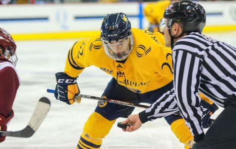 No. 5 Clarkson tops No. 15 Quinnipiac 3-2