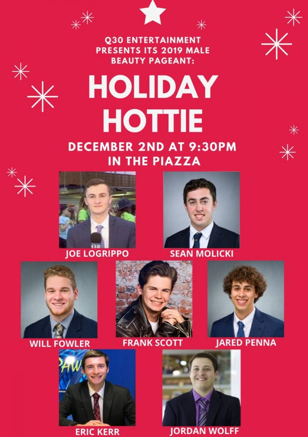 Who will win Holiday Hottie?