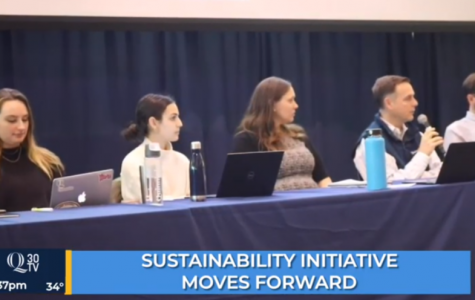 Sustainability committee moves forward with new initiatives