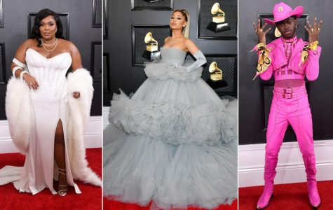 Grammy Awards fashion review