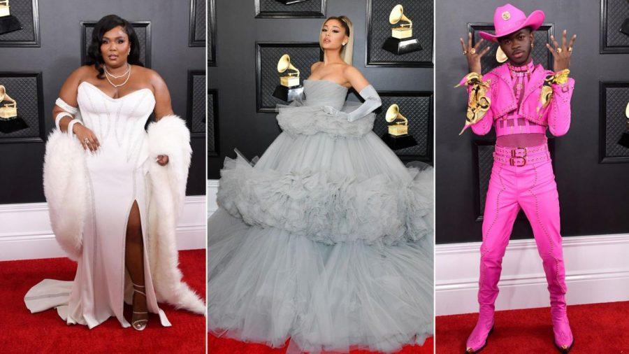 Courtesy: Sky News Grammy Awards 2020: Lizzo, Ariana Grande and Lil Nas X