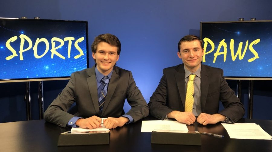 Sports Paws: 02/10/20