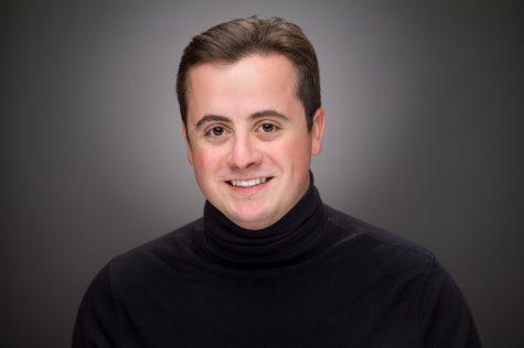 Photo of Jonathan Sweeney