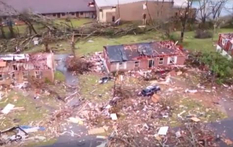 Students respond to tornado in Nashville and take action