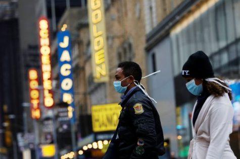 Coronavirus causes entertainment industry to pause