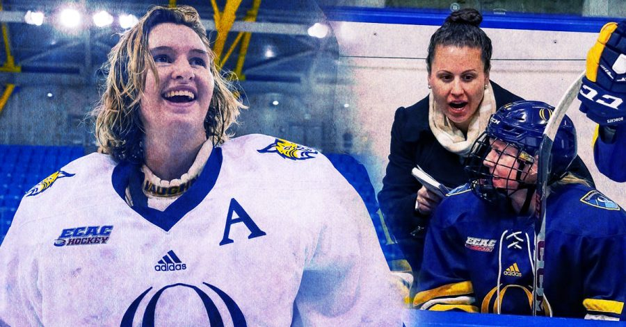 """She lives and breathes hockey;"" Quinnipiac sends goalie Ives to pro ranks"
