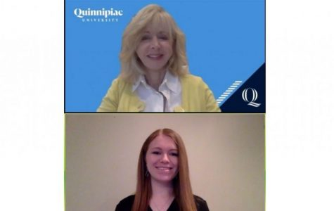 Quinnipiac University President Judy Olian responds to COVID-19's impact on the university