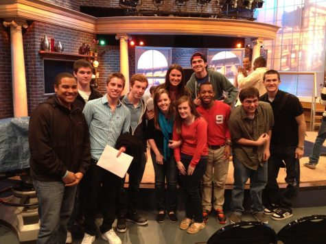 2012- Q30 trip to The Maury Show
