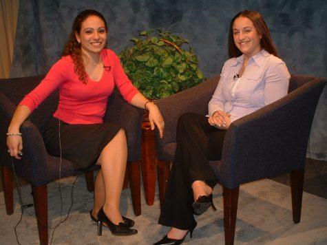2003-04 - Erica Conte Spoto and Erin Marie R. Moody