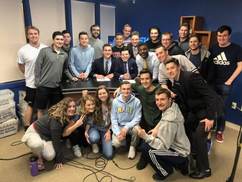 April 2019 -  Final Sports Department show of the year