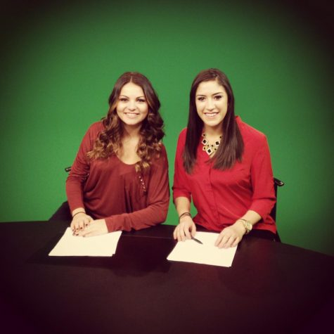 2013- Nicolette Fanelli & Michele Herman anchoring Q30 News