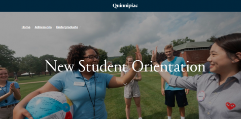 Quinnipiac moves new student orientation online this summer