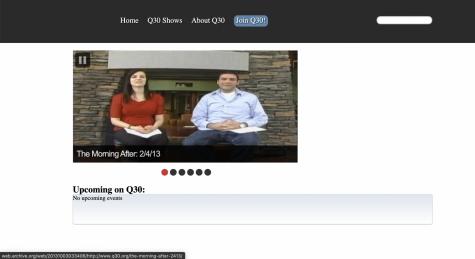2013- Q30 Website
